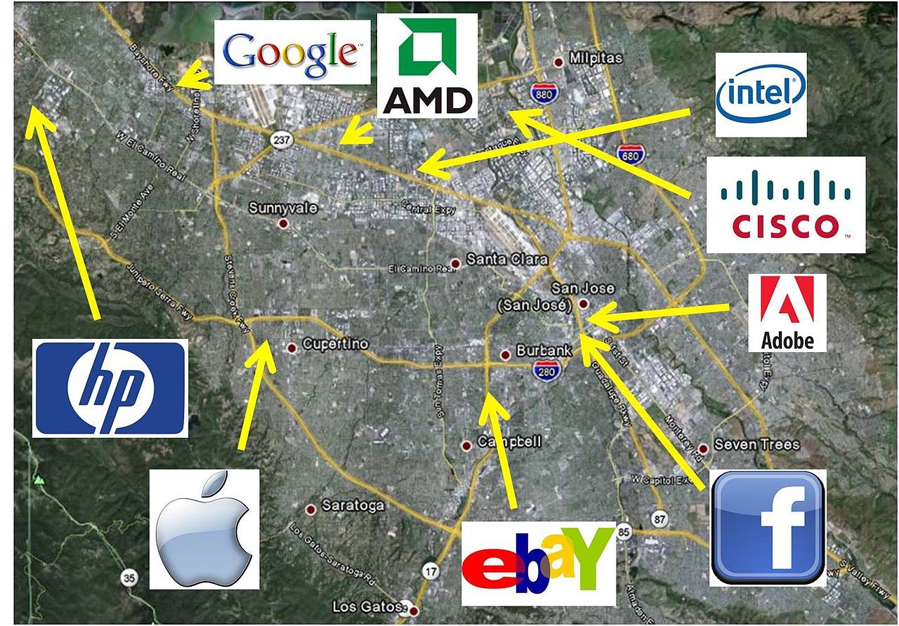 What Makes the Silicon Valley a Global Innovation Powerhouse