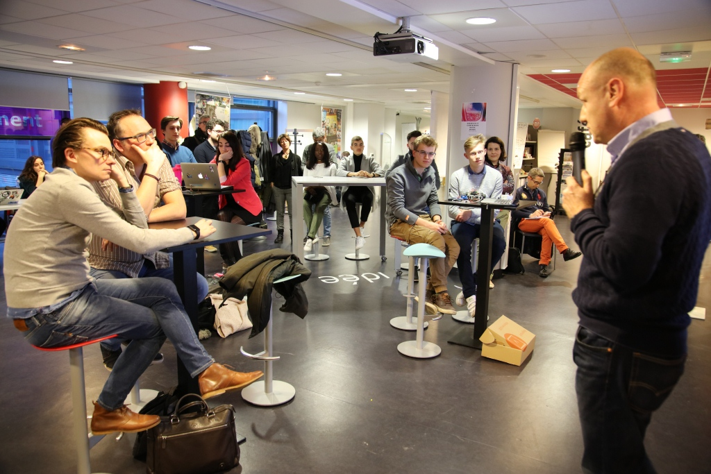 Startup Kafé off to a productive start