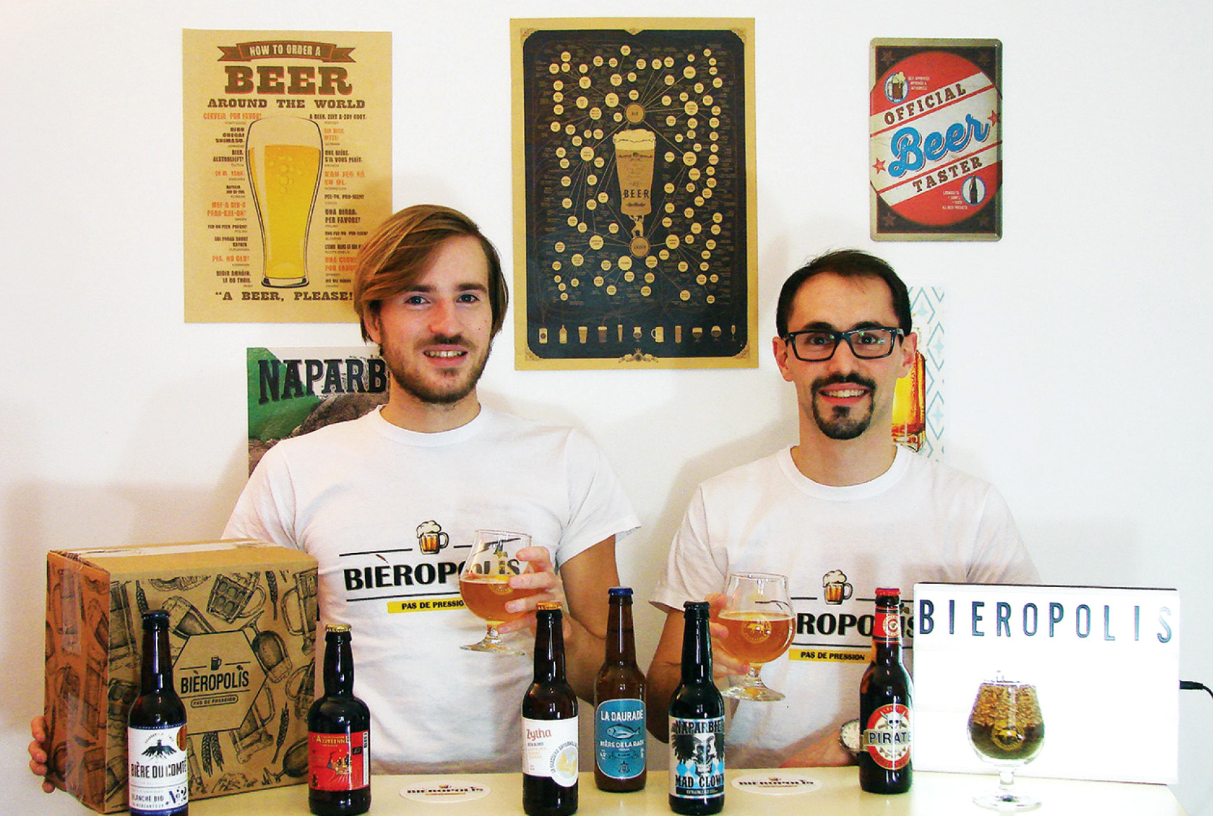 Bieropolis: Paving the way for craft beer in France