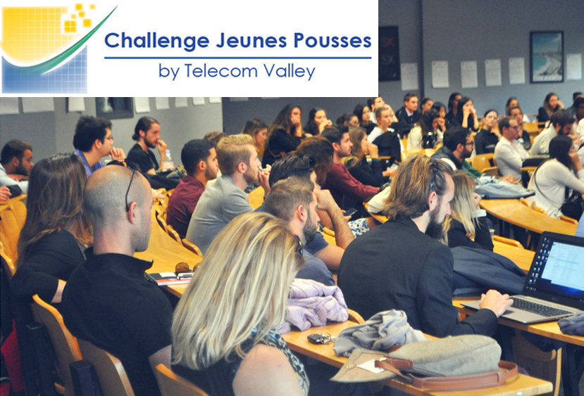 Support SKEMA students at the Challenge Jeune Pousse finale