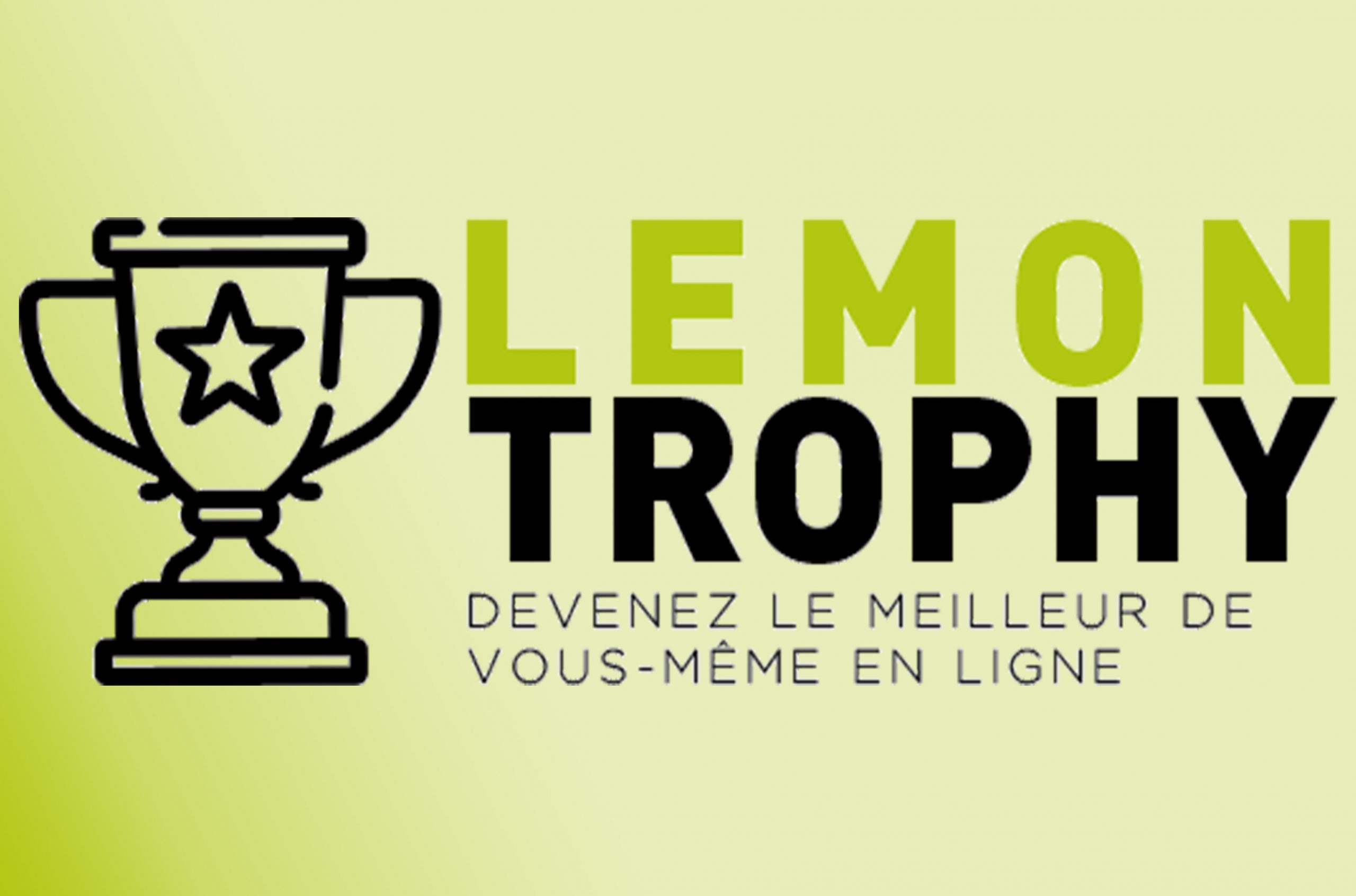 Take part in theLemon Trophy to launch your project