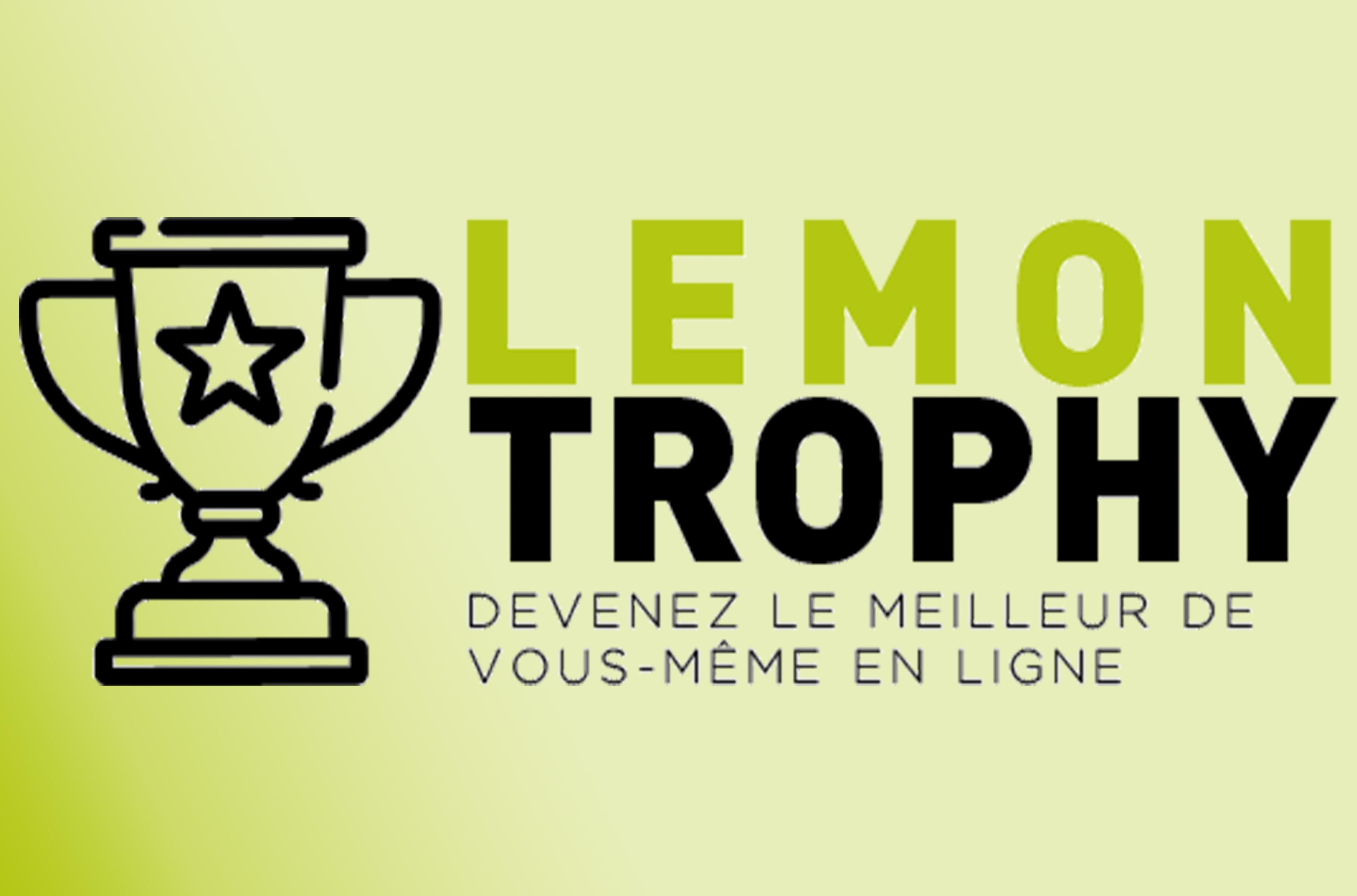 Lemon trophy