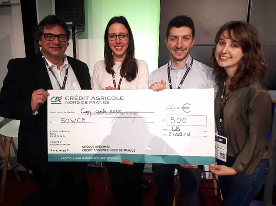 SKEMA students excel at Le Village by CA's European Student Challenge