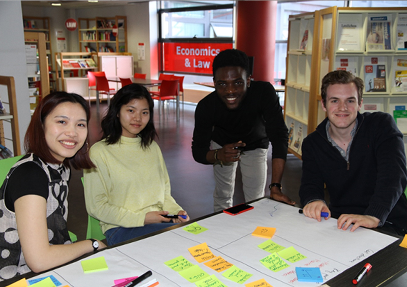 STARTONIC Week-End Lille: Food for thought for student entrepreneurs