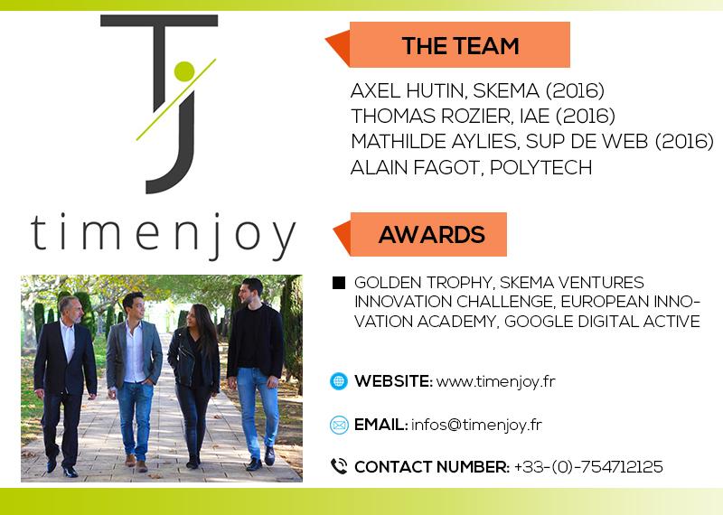 Time N Joy: Company Profile – Skema Ventures
