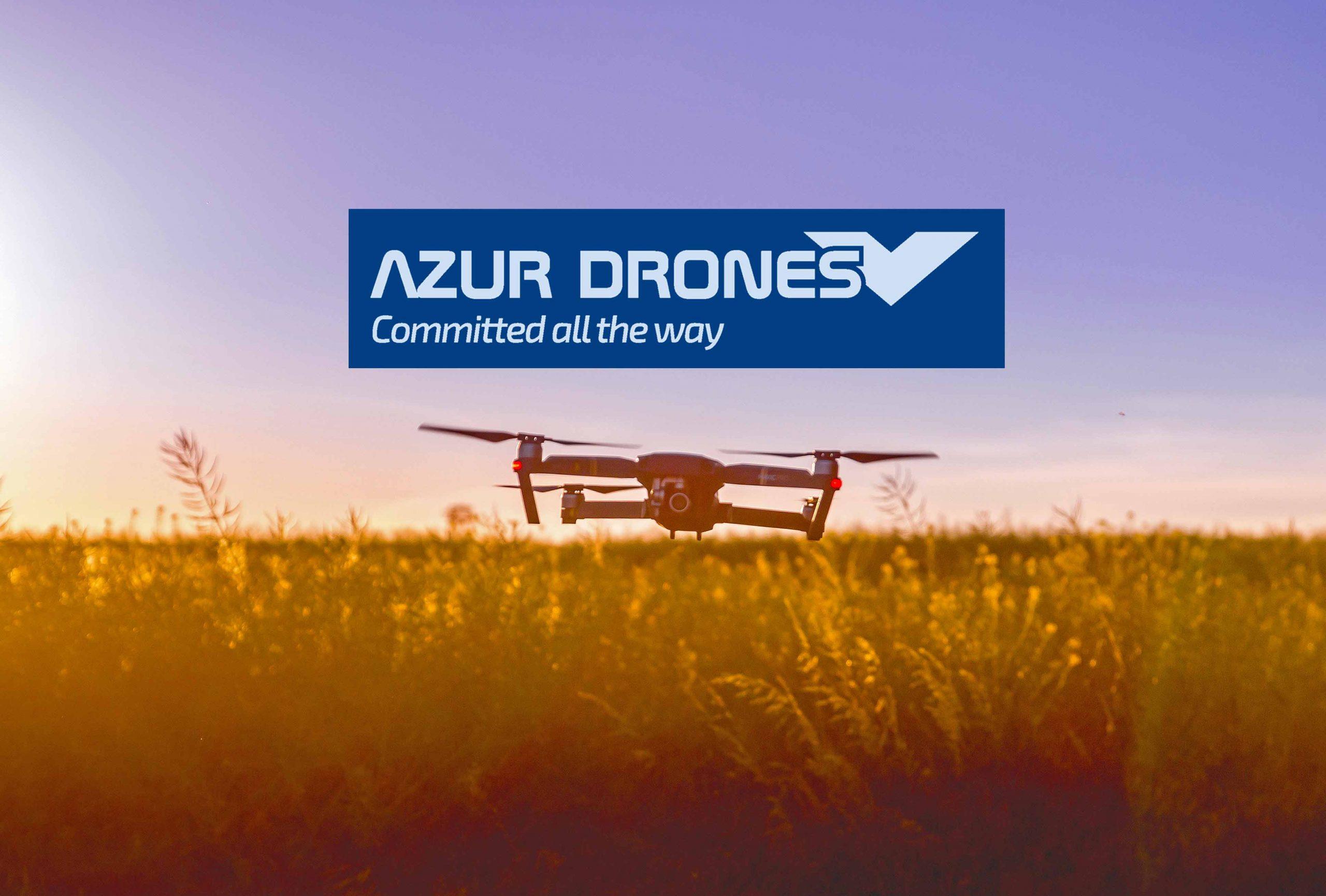 Grégoire Thomas' Azur Drones raises additional €3 million