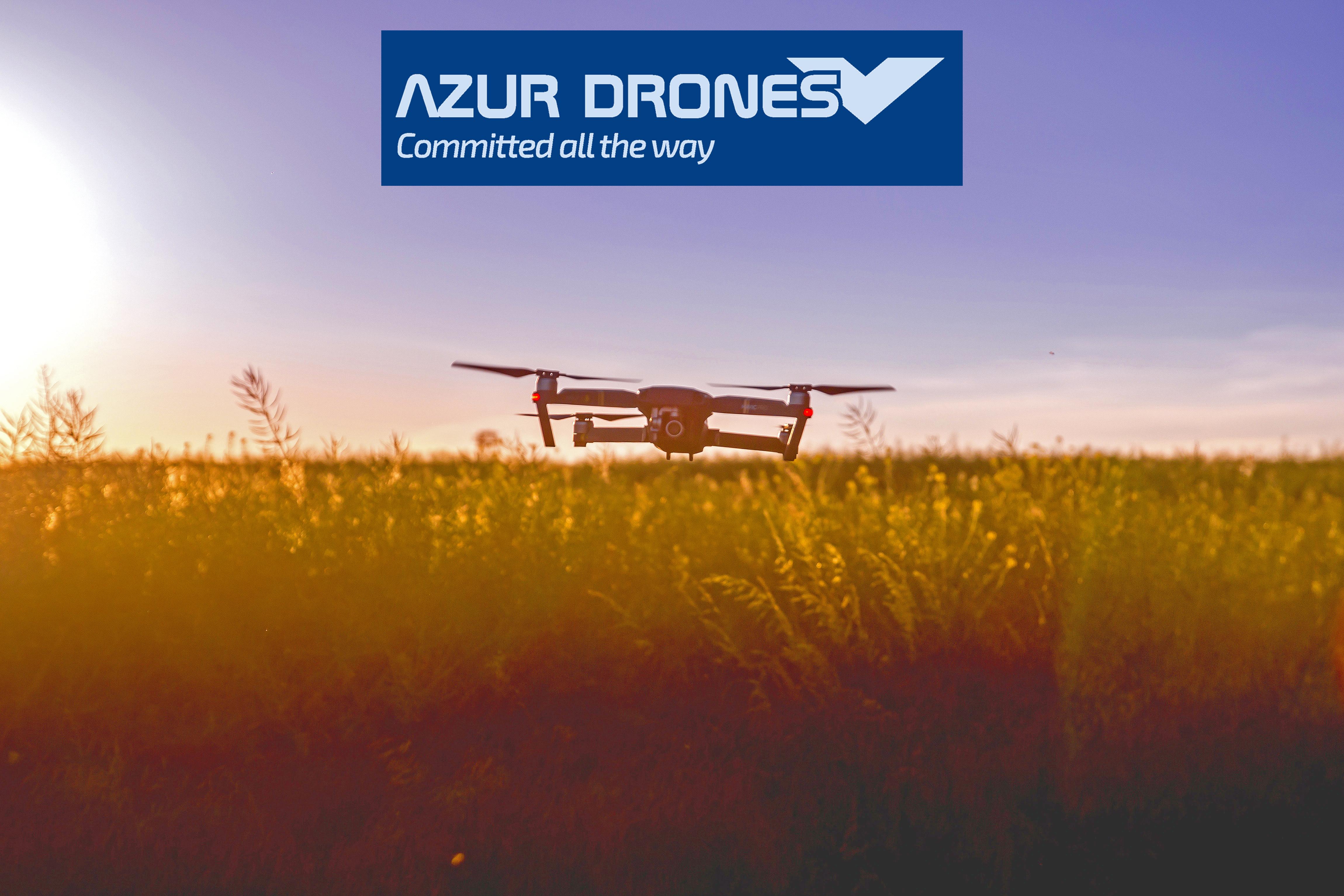 Azur Drones new update