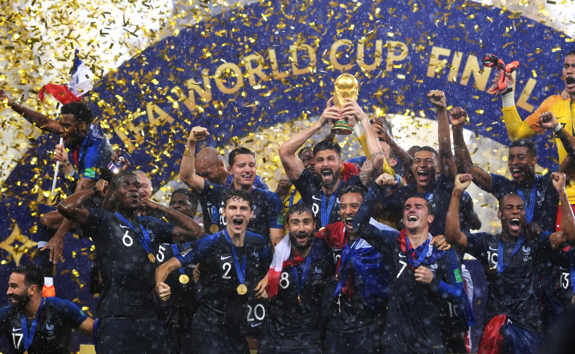 How France's victory at 2018 FIFA World Cup is relevant for managing startups