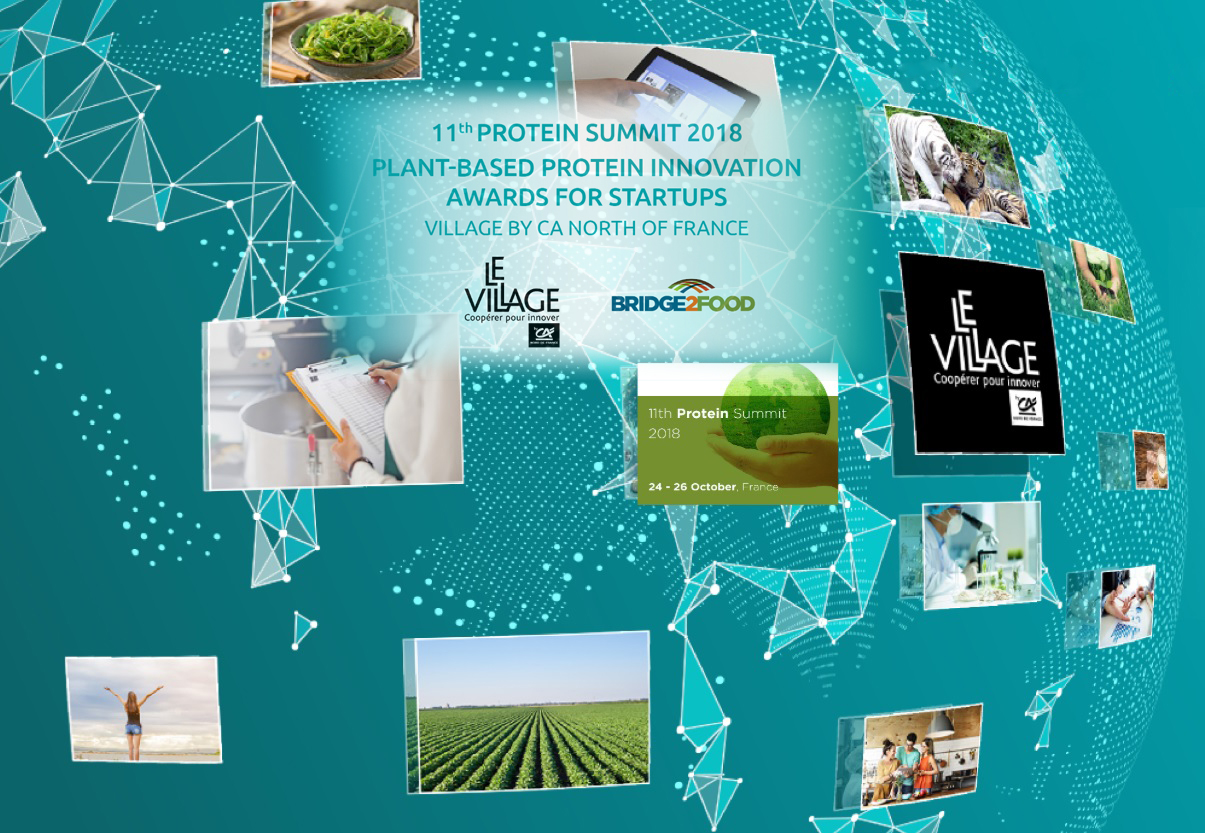 Plant-based protein innovation awards for startups