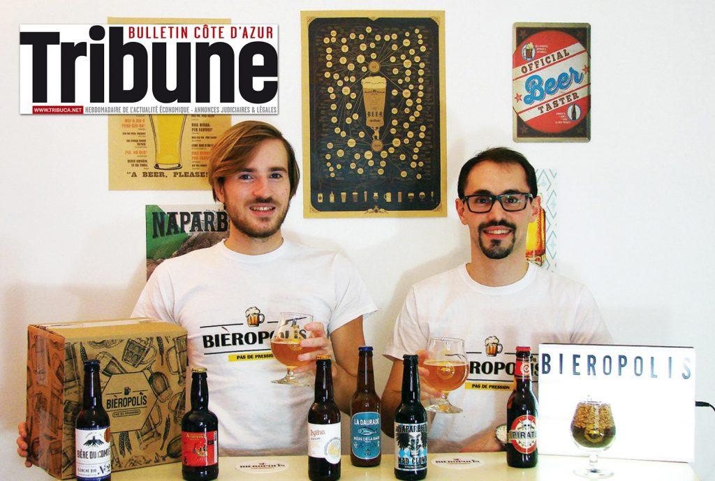 Bieropolis-La Tribune Bulletin Côte d'Azur