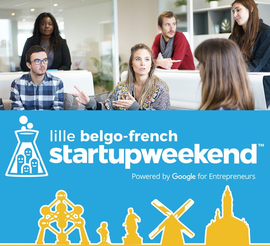 Startup Weekend Belgo-French: Lay the groundwork for your business