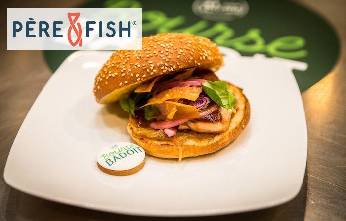 pere-et-fish-burger-saumon-bourse-badoit