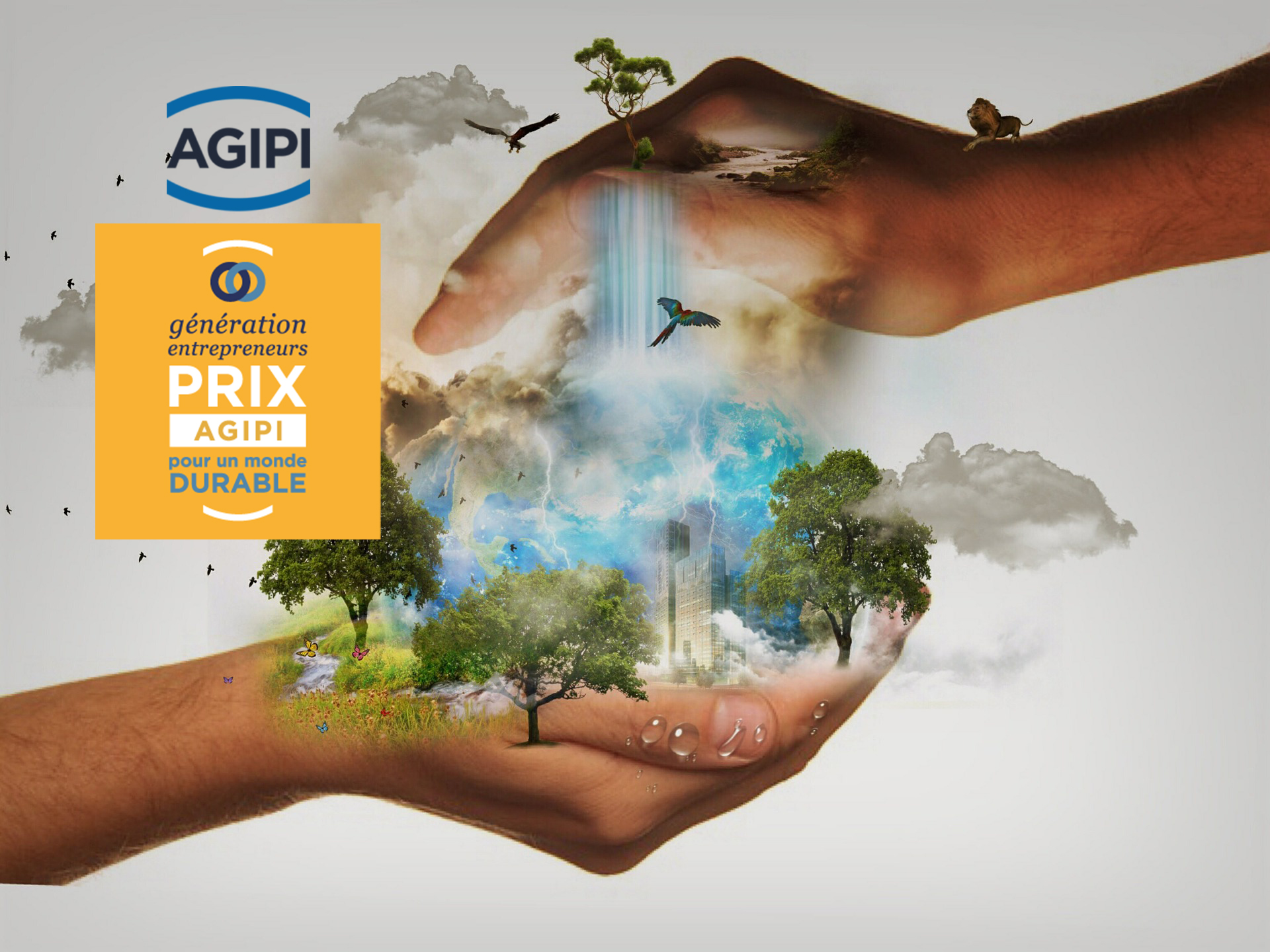 Generation entrepreneurs: AGIPI Prize for a sustainable world
