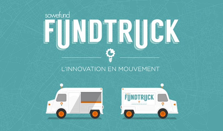 Hop on the Fundtruck to fast-track your startup's growth