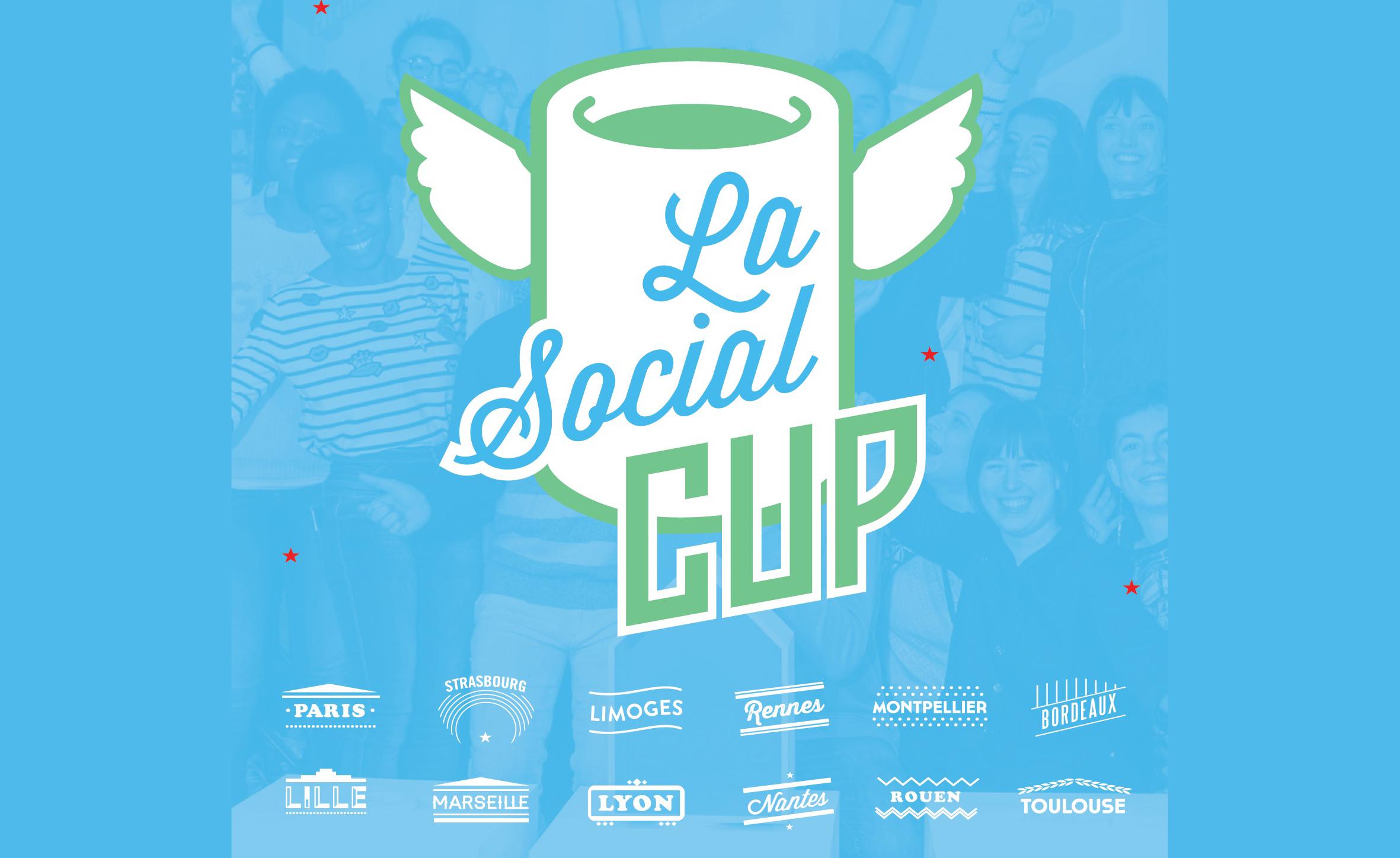 The Social Cup: The Coupe de France of young social entrepreneurs