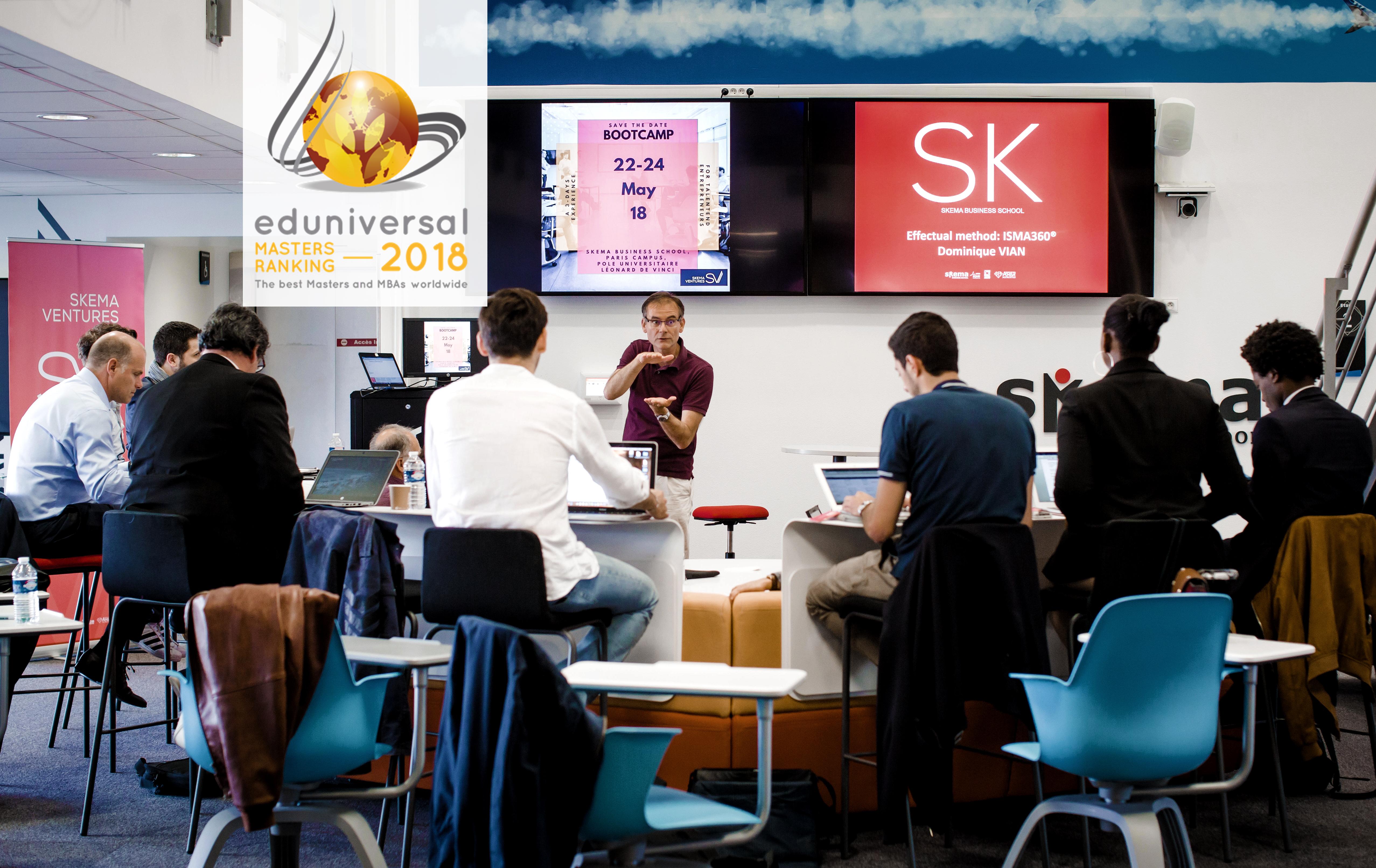 SKEMA Business School - MSc Entrepreneurship and innovation