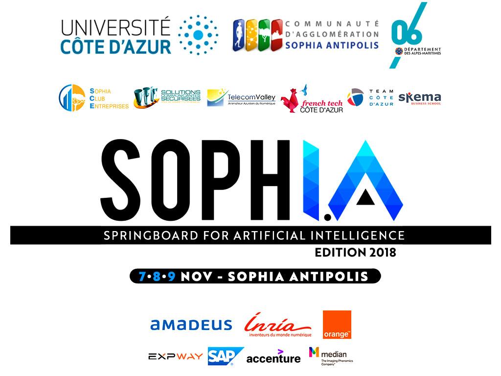 Sophia Summit-artificial intelligence event