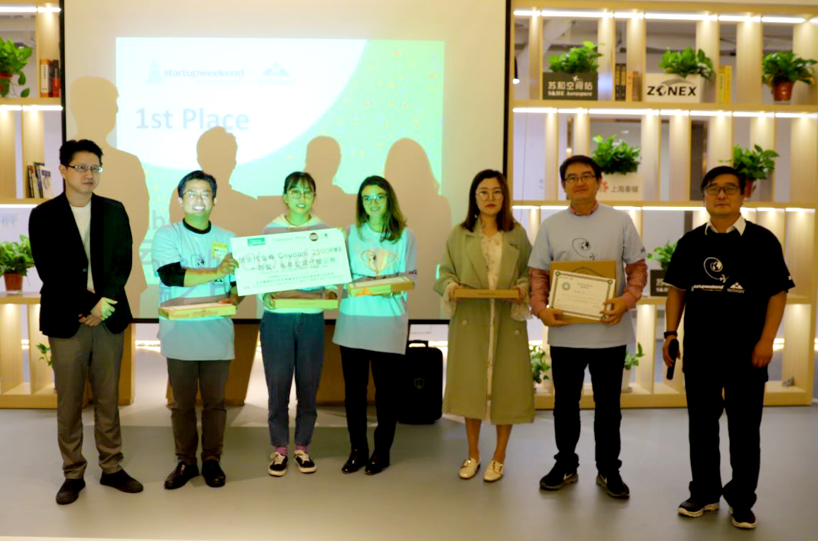 Suzhou Startup Weekend: A hotbed of innovative ideas!
