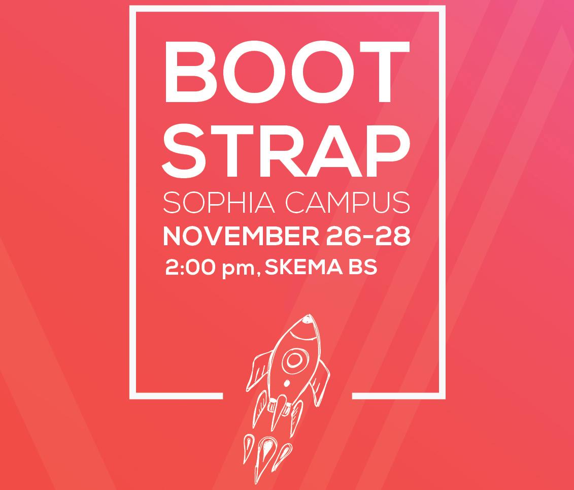 BOOTSTRAP-Fall 2018-SKEMA Ventures