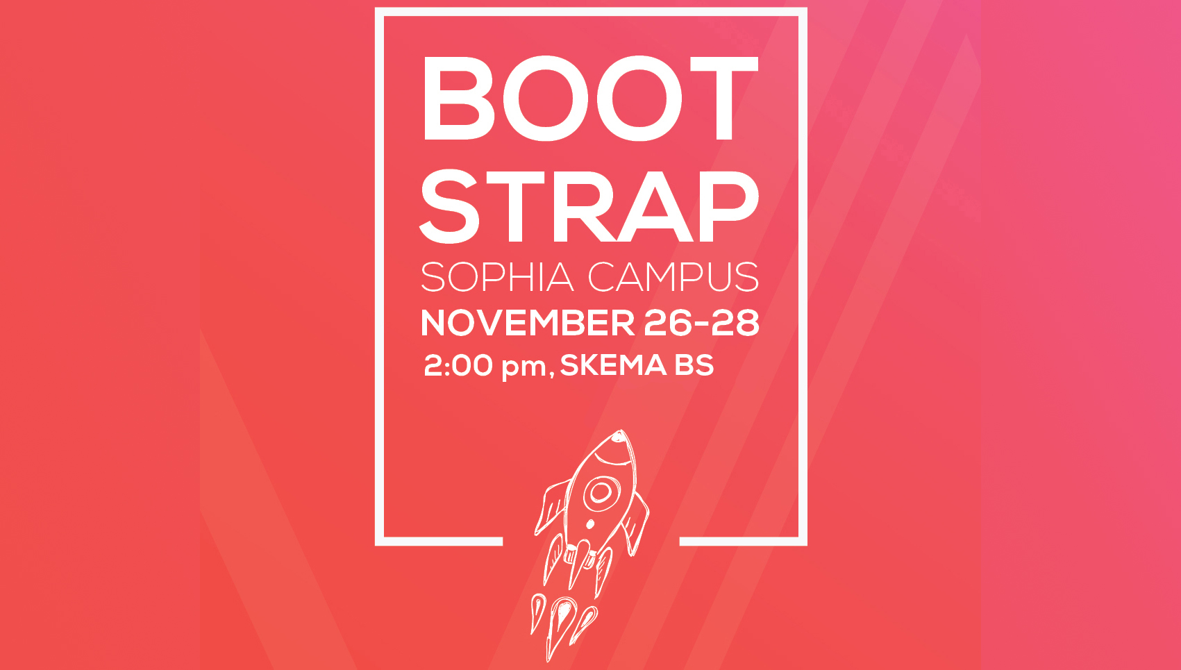 Bootstrap-Fall 2018: An opportunity to substantiate your business plan