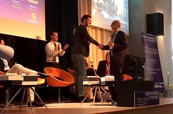 David Chriqui and Michel Bernasconi