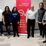 SKEMA Ventures Raleigh meeting