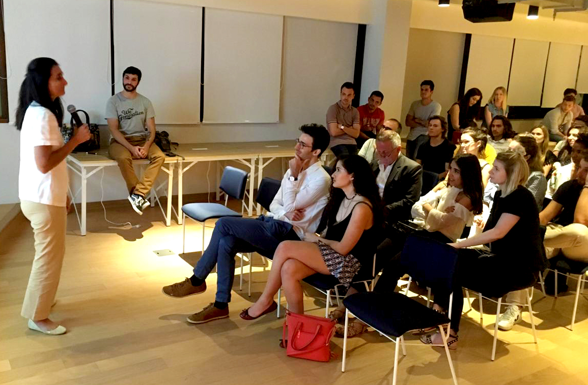 SKEMA entrepreneurs benefit from the Startup Kafé at Belo Horizonte campus