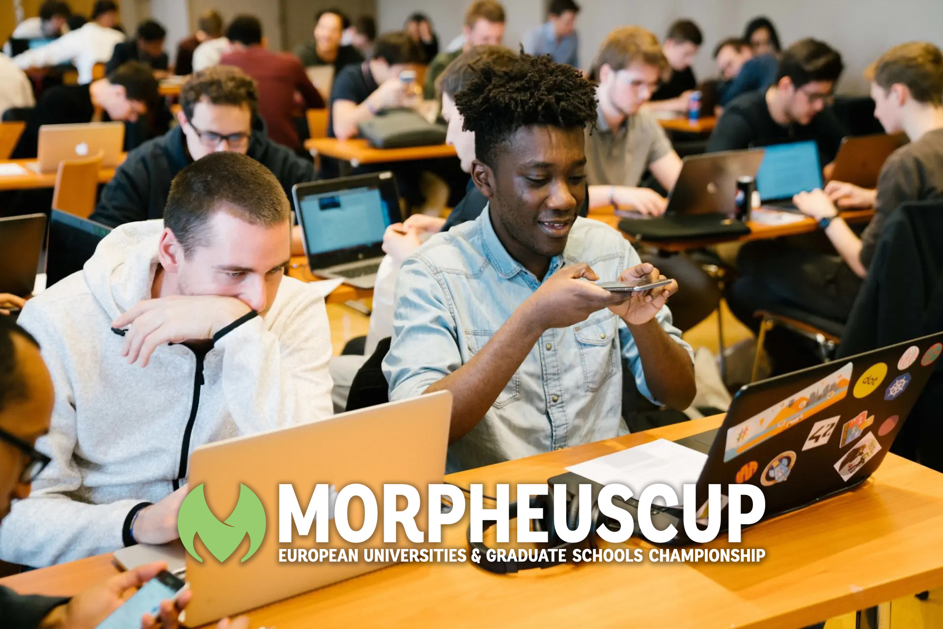 Morpheus Cup: Showcase your entrepreneurial talent