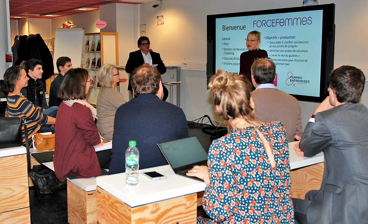 Reverse mentoring workshop at SKEMA Lille
