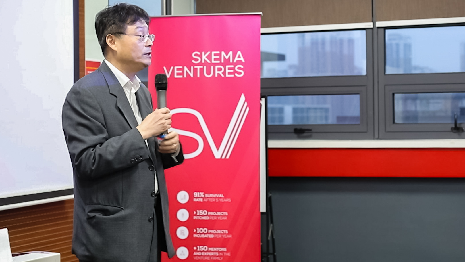 SKEMA Ventures Startup Kafe in China