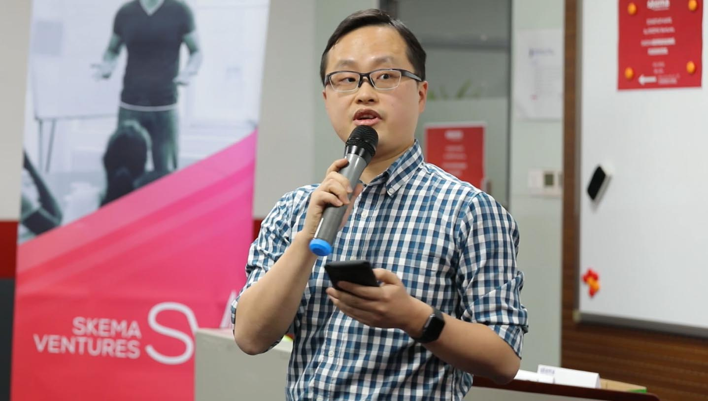 A plethora of innovative startup ideas emerge at the Startup Kafe in China