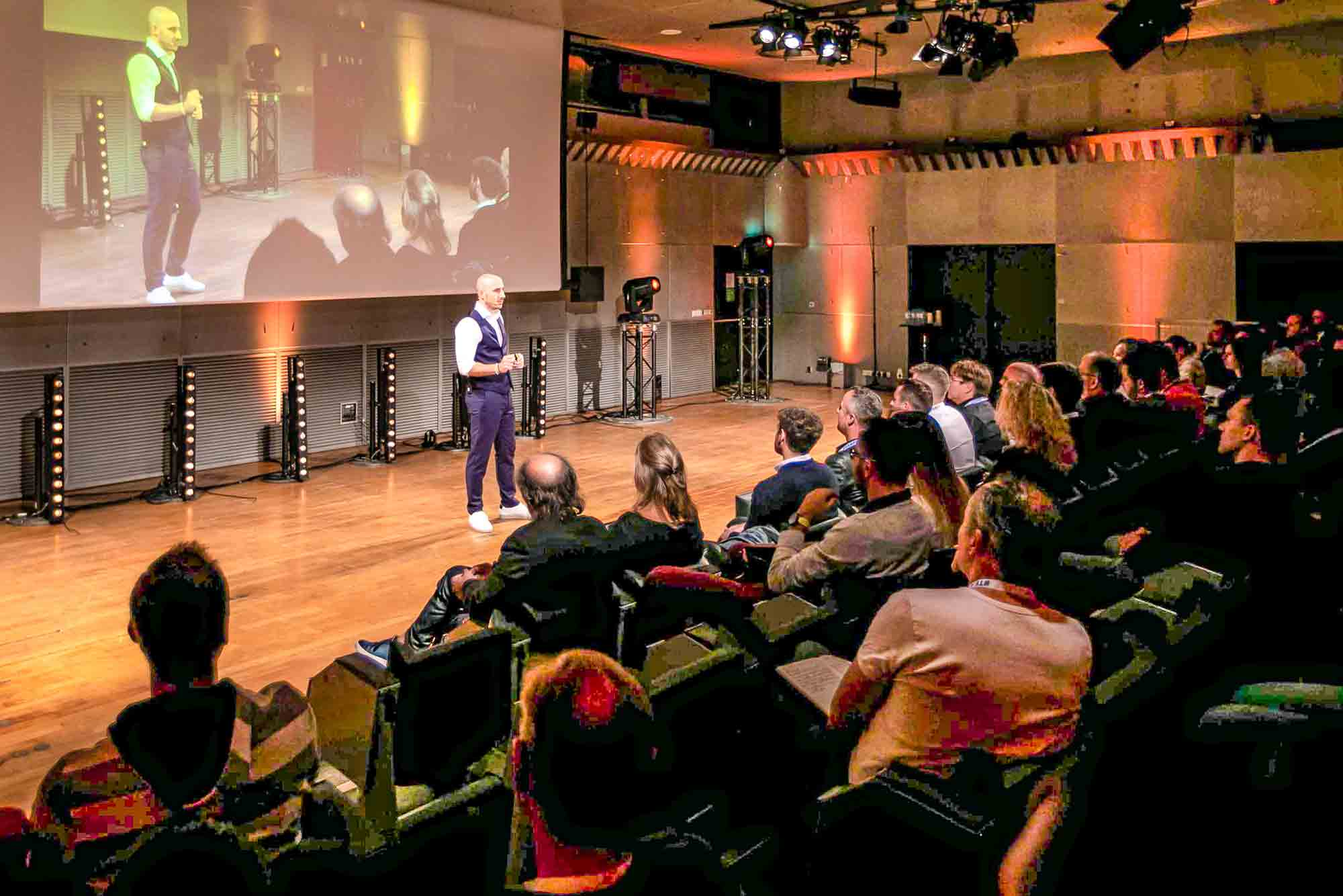 Business Immobilier Finance Festival: Win money, build your network