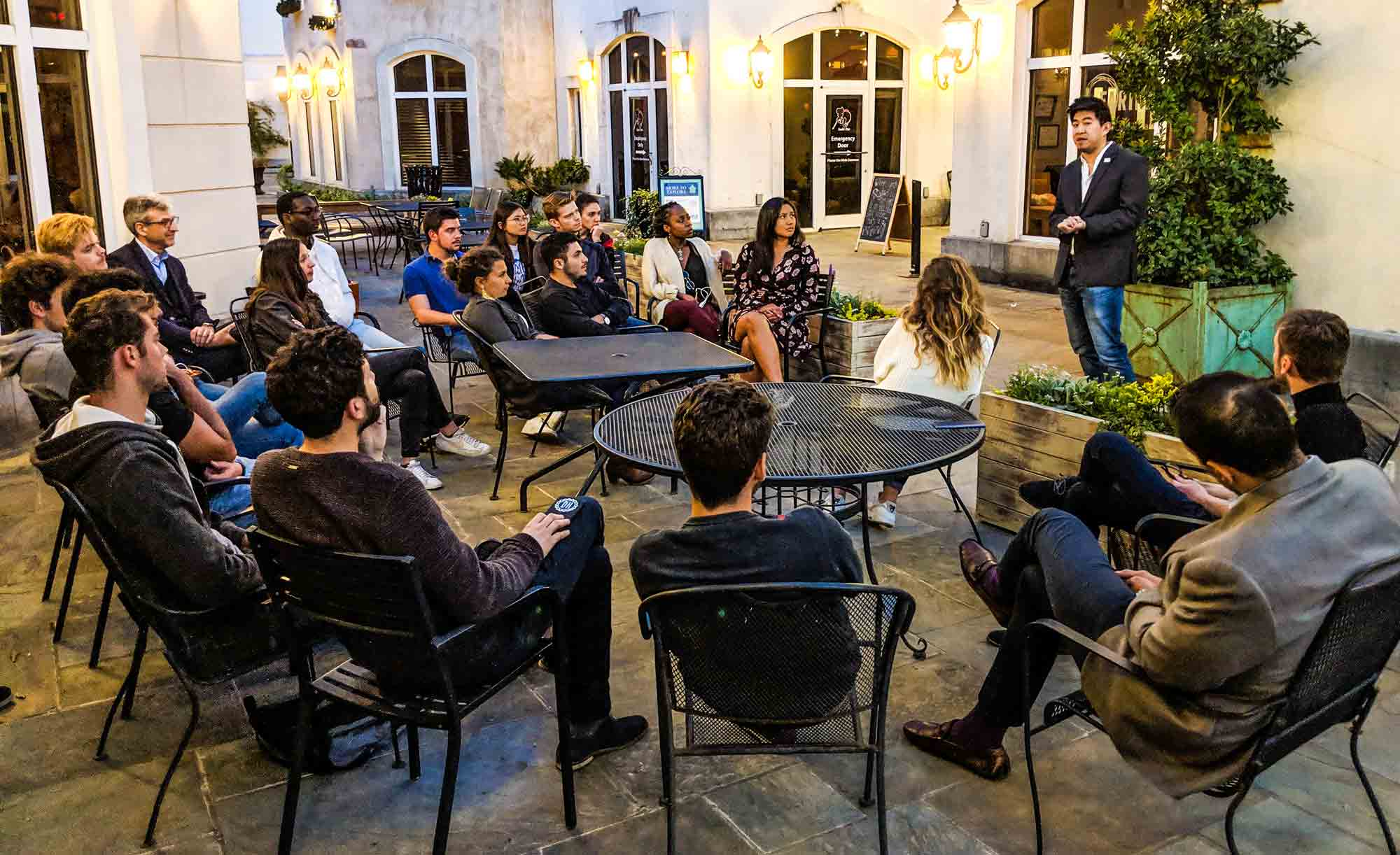 SKEMA Ventures Bootstrap Raleigh guest speaker