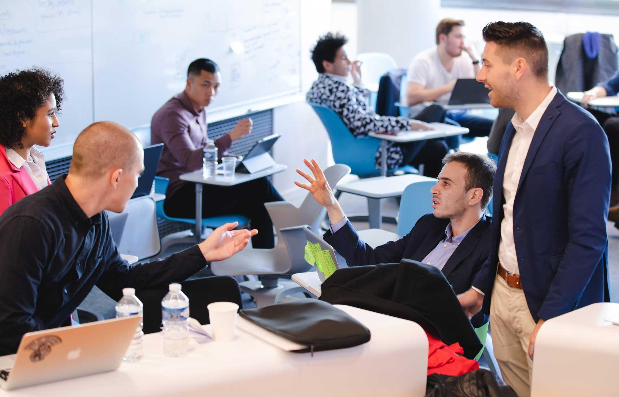 SKEMA Ventures Bootcamp 2019 - Discussion