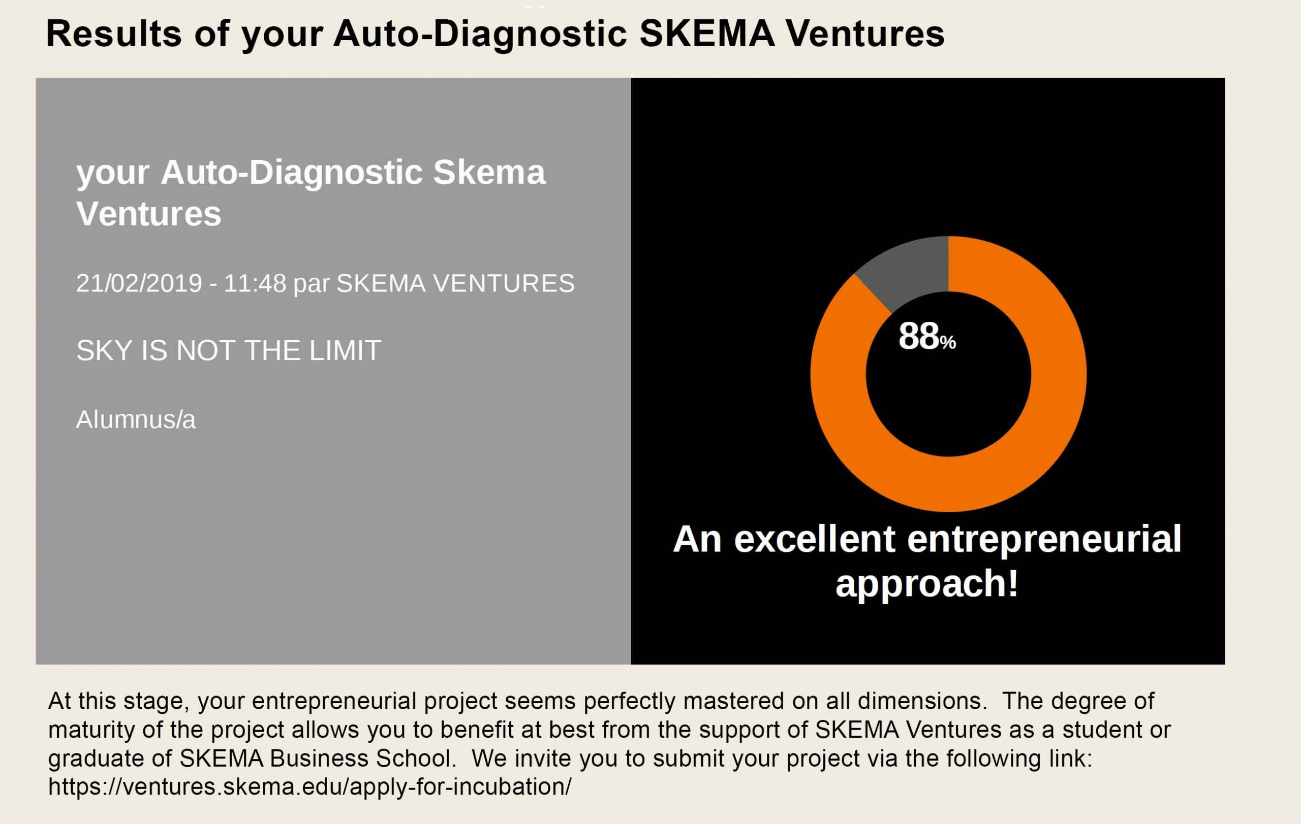 Auto-diagnostic tool-SKEMA Ventures