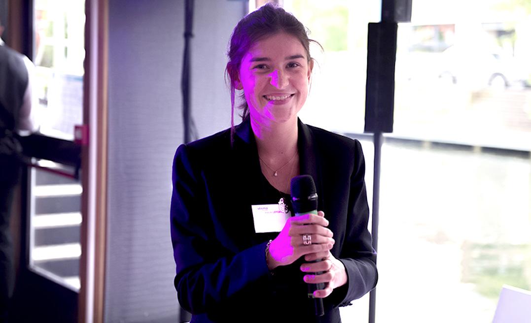 Alaude Lefebvre-SKEMA Ventures Awards
