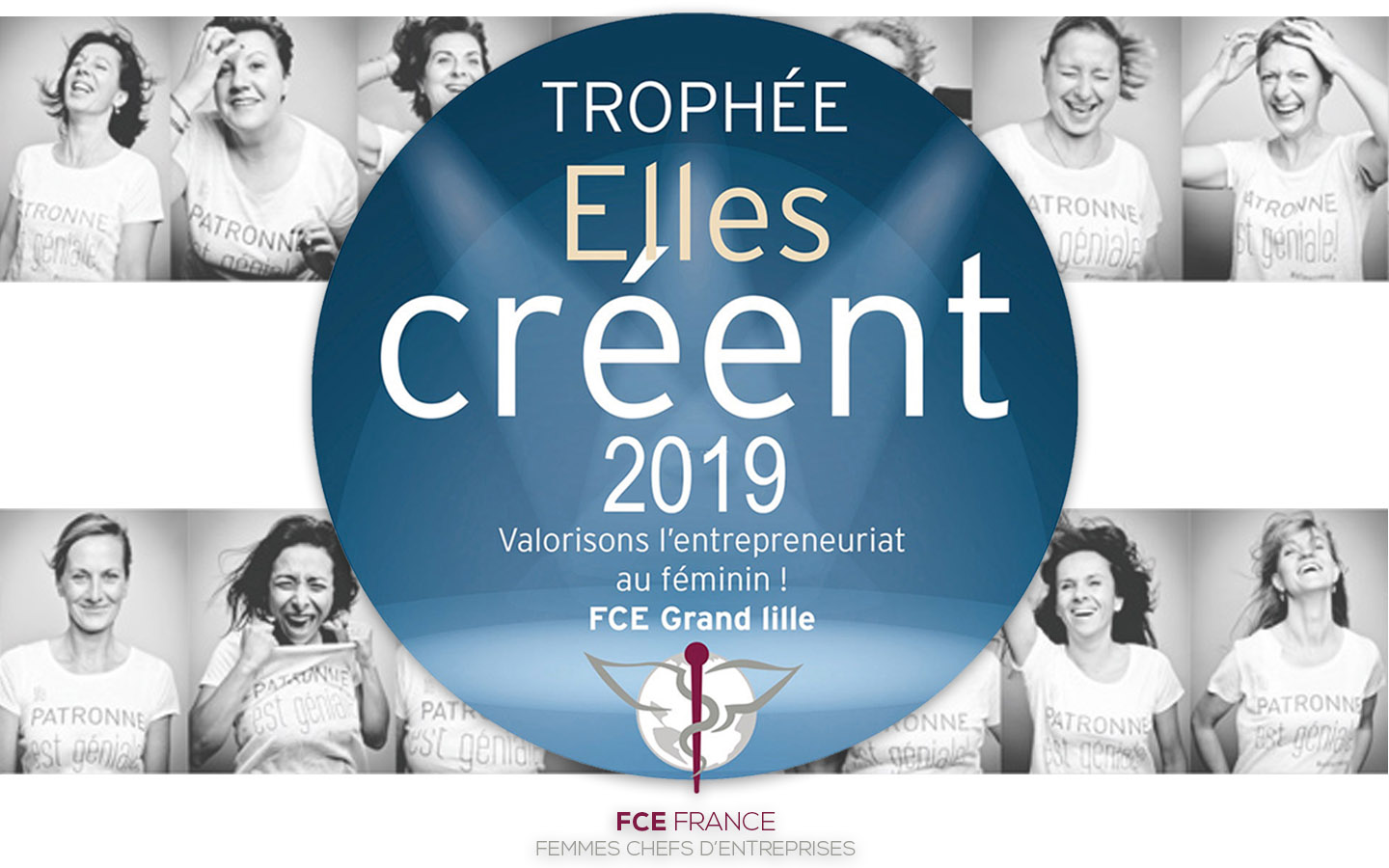 Trophée Elles Créent: Promoting women's entrepreneurship