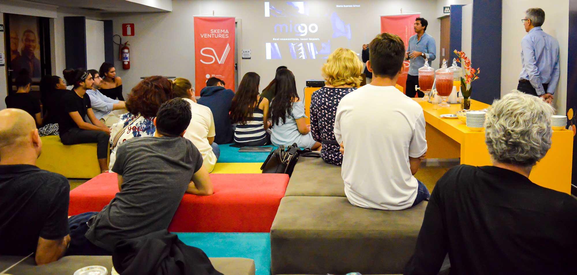 Startup Kafe-Fall 2019 event-SKEMA Ventures Brazil