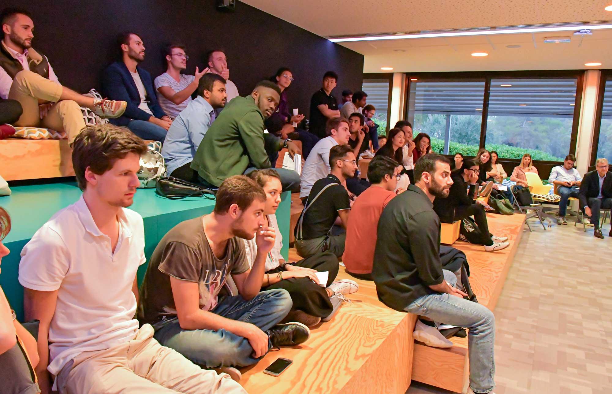 Startup Kafe-Fall 2019 event-SKEMA Ventures Sophia