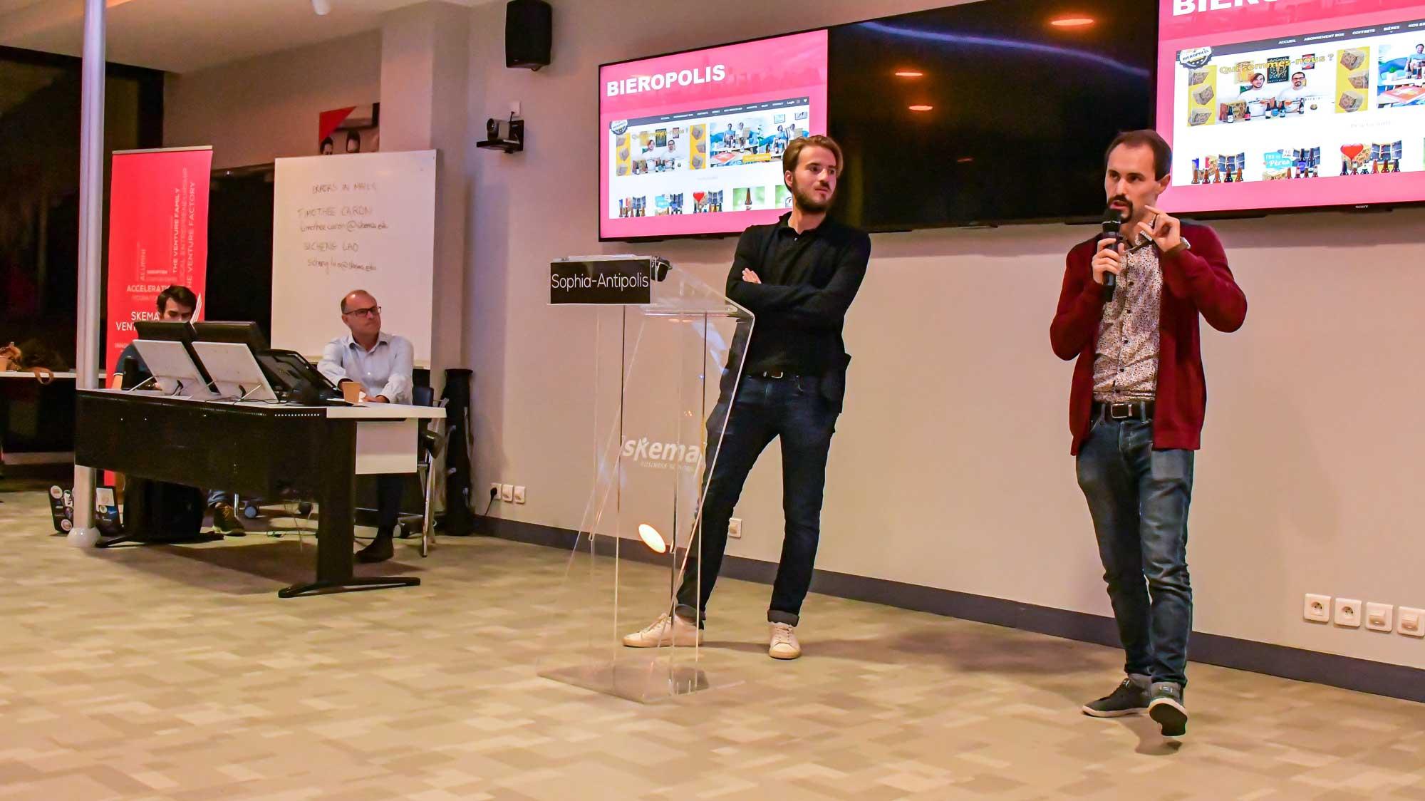 Startup Kafe-Fall 2019 event-SKEMA Ventures