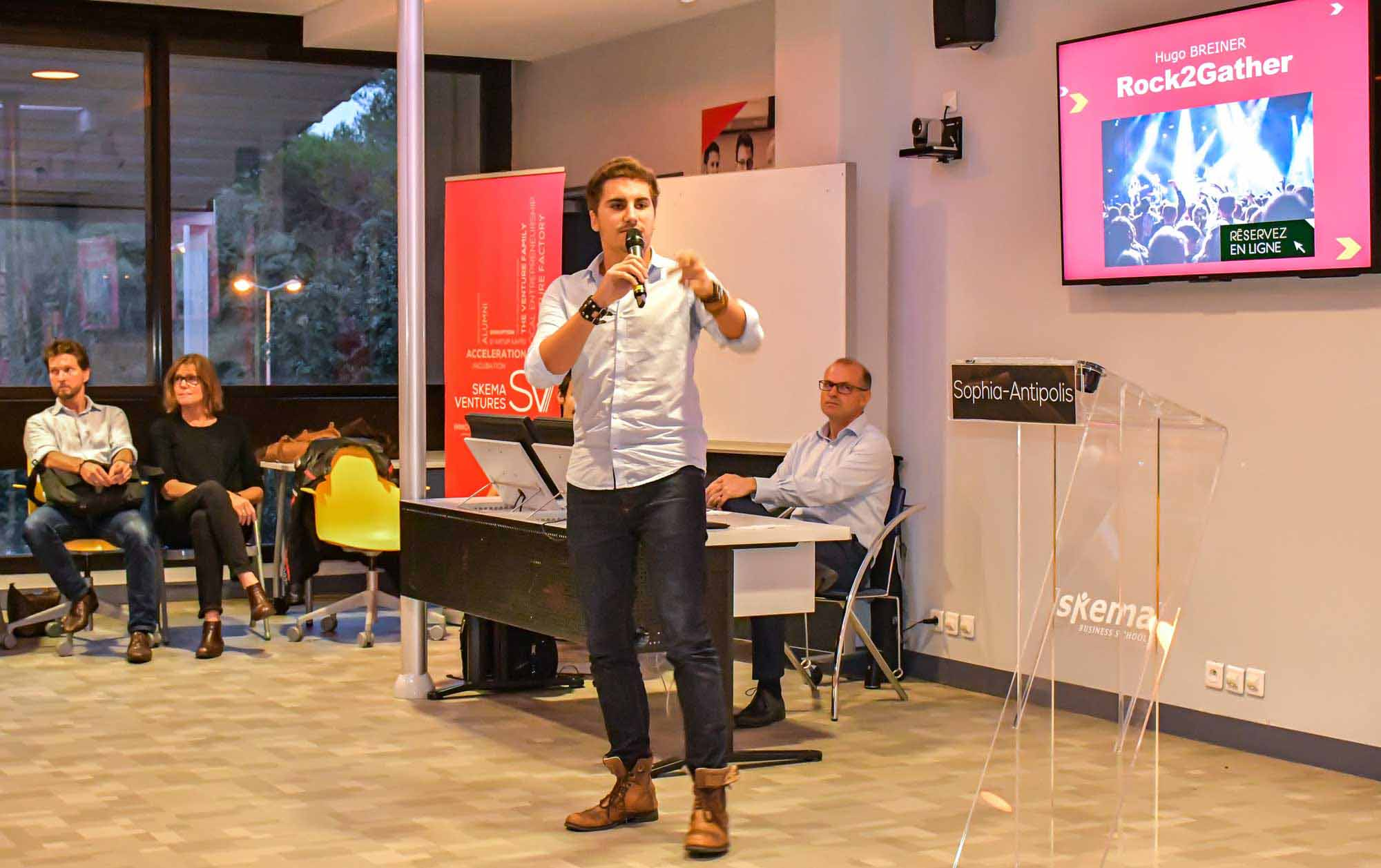 Diversity and innovation were the keywords at the Fall 2019 Startup Kafés