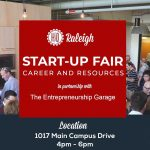 Raleigh Startup Fair: Career and resources