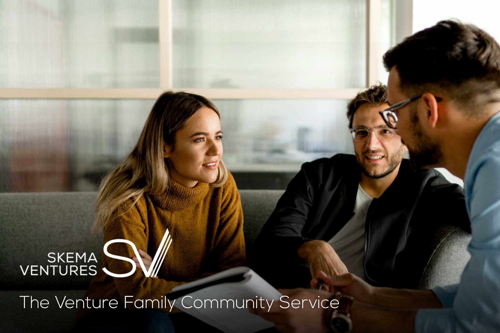 The Venture Family Community Service