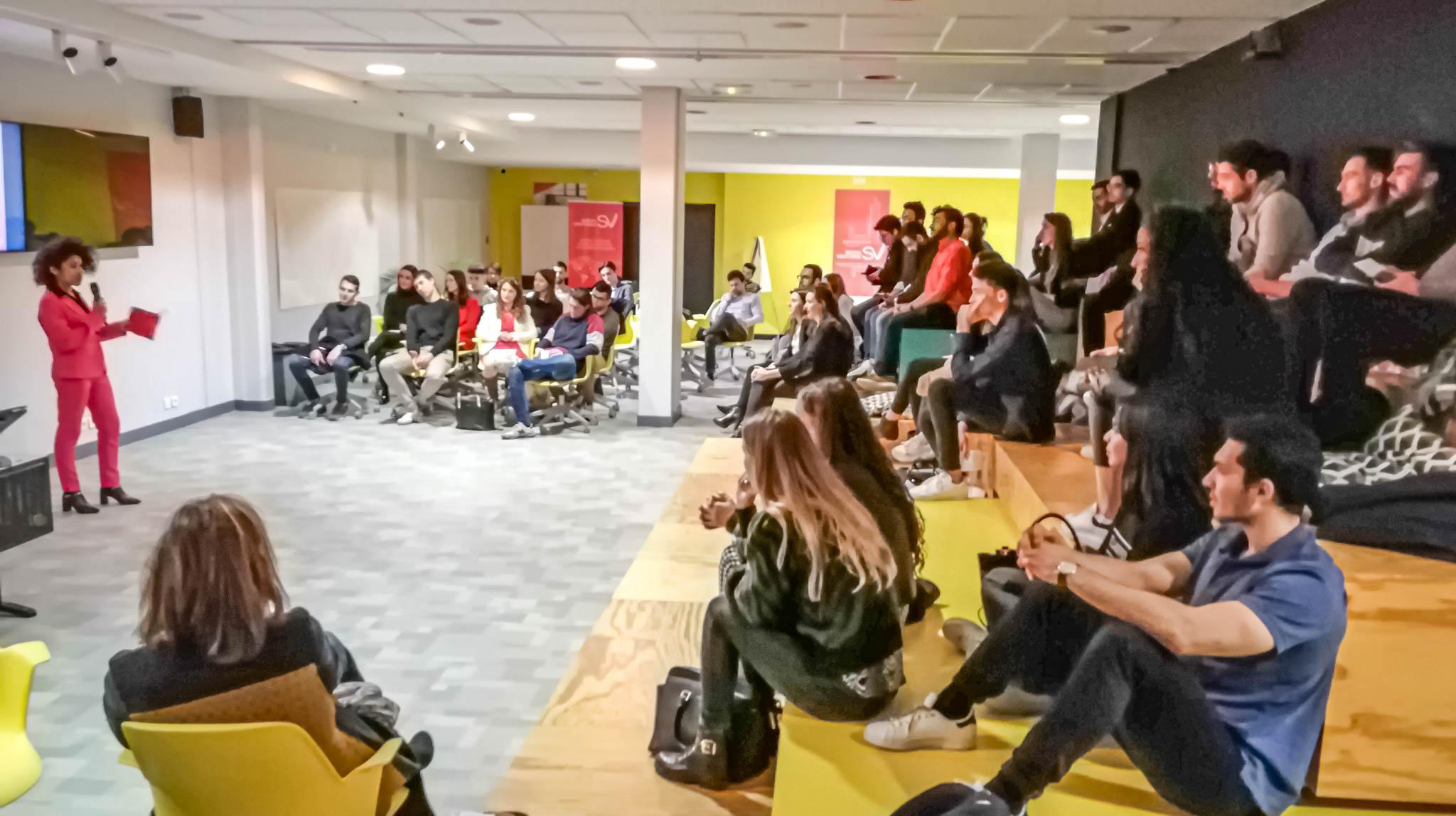 Startup Kafe - Sophia - 2020