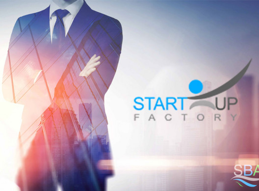 Get experience and inspiration for your project at the Start Up Factory