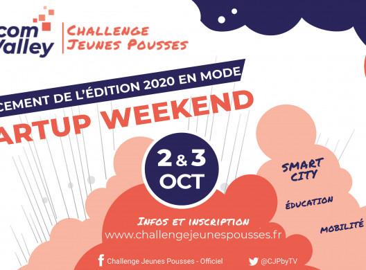 Challenge Jeunes Pousses: bring your entrepreneurial idea to life