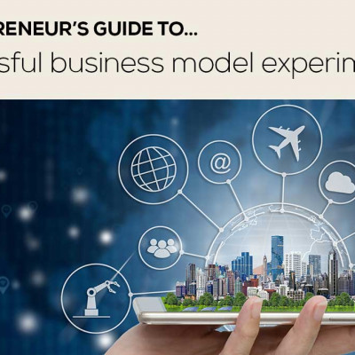 Business model experimentation talk