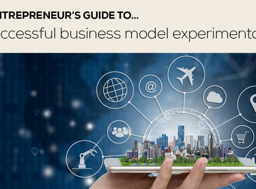 Talk on: Business model experimentation