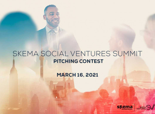 SKEMA Social Ventures Summit – Pitching contest