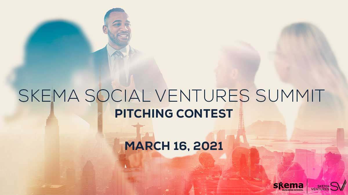 skema-social-ventures-summit-pitching contest